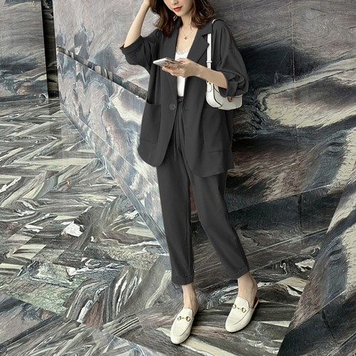 Set vest nữ thời trang hàn quốc - 13418929 , 21637849 , 15_21637849 , 1490000 , Set-vest-nu-thoi-trang-han-quoc-15_21637849 , sendo.vn , Set vest nữ thời trang hàn quốc