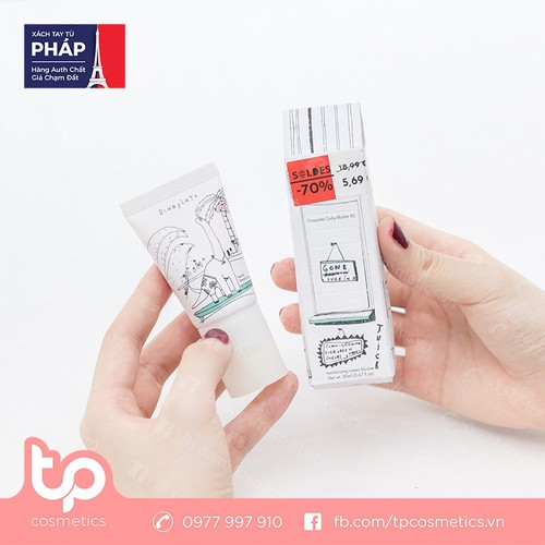 Phấn má kem too cool for school dinoplatz cushy blusher 20ml