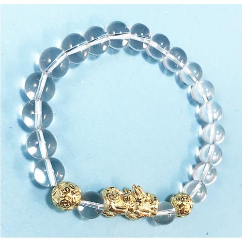 Vòng tay nữ cá tính đá thạch anh trắng trong mix tỳ hưu vàng kim tiền vòng phong thủy thời trang hợp mệnh kim mệnh thủy vòng đeo tay may mắn vòng tay nữ đẹp thời trang cá tính vòng tay cá tính - 13410410 , 21628143 , 15_21628143 , 299000 , Vong-tay-nu-ca-tinh-da-thach-anh-trang-trong-mix-ty-huu-vang-kim-tien-vong-phong-thuy-thoi-trang-hop-menh-kim-menh-thuy-vong-deo-tay-may-man-vong-tay-nu-dep-thoi-trang-ca-tinh-vong-tay-ca-tinh-15_21628143