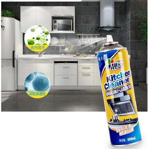 Chai xịt tẩy nhà bếp đa năng kitchen cleaner 500ml - 13411042 , 21628827 , 15_21628827 , 99000 , Chai-xit-tay-nha-bep-da-nang-kitchen-cleaner-500ml-15_21628827 , sendo.vn , Chai xịt tẩy nhà bếp đa năng kitchen cleaner 500ml