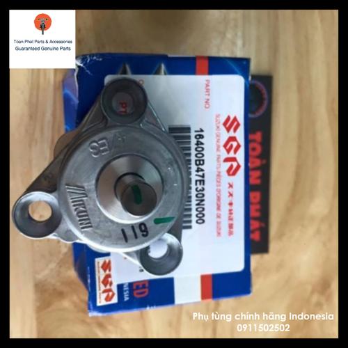 Bơm nhớt cho raider xăng cơ satria fu fx 125 nhập khẩu chính hãng suzuki indonesia