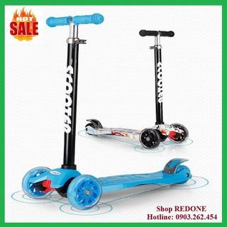 Xe trượt scooter - Xe trượt scooter cho bé - Xe trượt scooter 3 bánh - RD0454 thumbnail