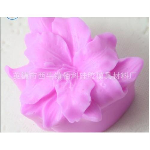 Khuôn silicon 3d hoa lan
