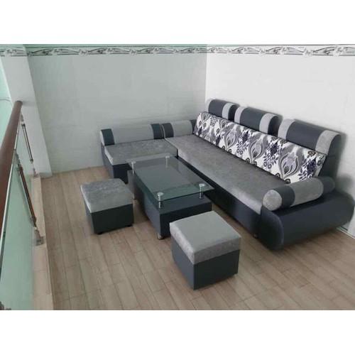 Ghế sofa ghế vải