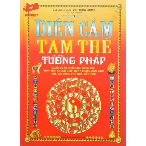 Diễn cầm tam thế tướng pháp - 13411305 , 21629117 , 15_21629117 , 239000 , Dien-cam-tam-the-tuong-phap-15_21629117 , sendo.vn , Diễn cầm tam thế tướng pháp