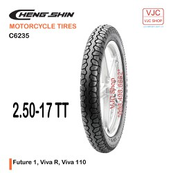 Lốp trước Future 1, Viva Cheng Shin 2.50-17 TT C6235