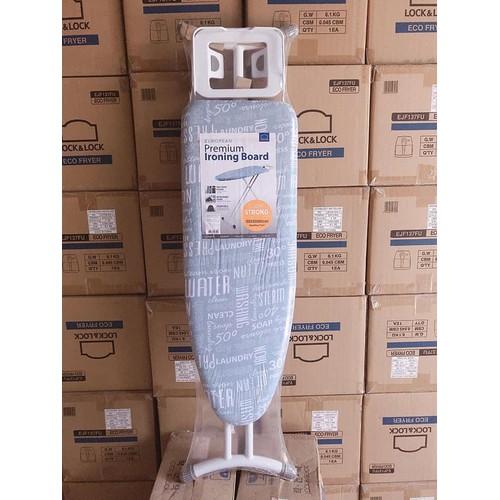 Bàn để ủi quần áo khung bằng thép loc,k&loc,k f00141