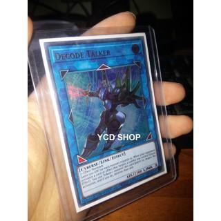 Thẻ bài yugioh chính hãng Decode Talker Ultra Rare - 10241 thumbnail