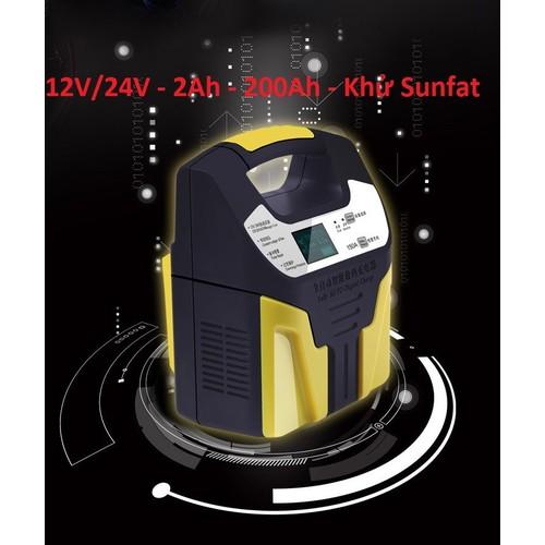 Bộ sạc acquy tự động 12v đến 24v nạp cho acquy từ 3ah đến 200ah -sạc có tạo sung khử sunfat - hn-80qv6 - 13409987 , 21627467 , 15_21627467 , 450000 , Bo-sac-acquy-tu-dong-12v-den-24v-nap-cho-acquy-tu-3ah-den-200ah-sac-co-tao-sung-khu-sunfat-hn-80qv6-15_21627467 , sendo.vn , Bộ sạc acquy tự động 12v đến 24v nạp cho acquy từ 3ah đến 200ah -sạc có tạo sung