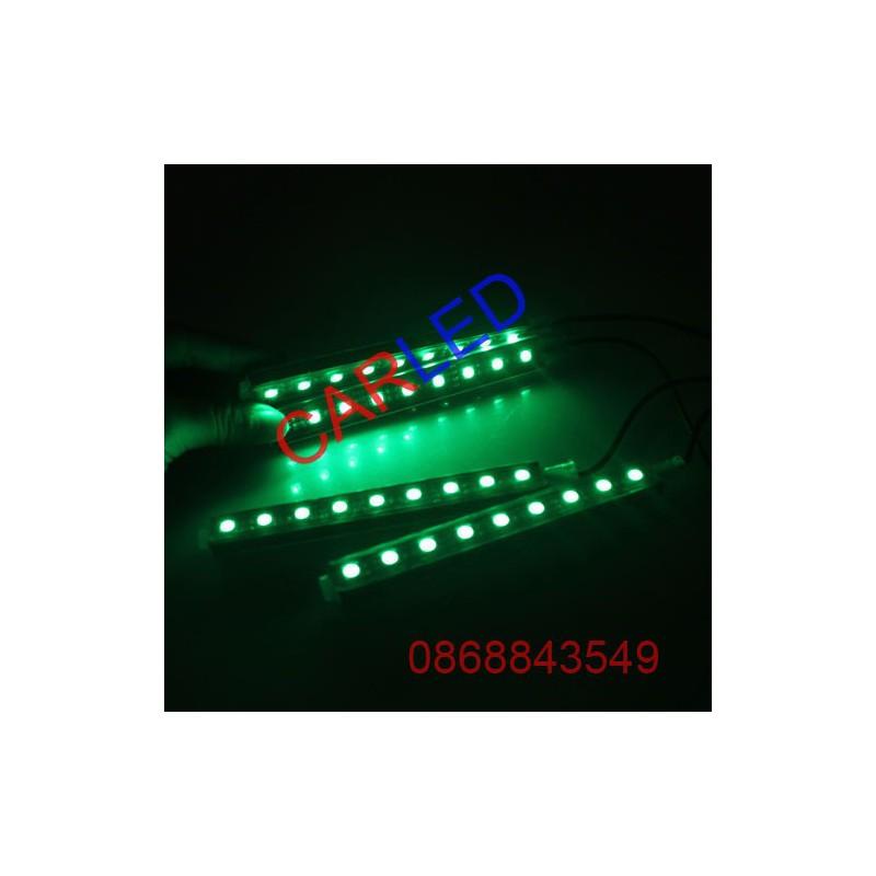 Bộ led sàn xe 9 led định dạng RGB – 4k-ledRGB
