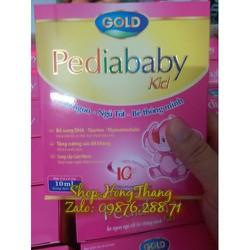 pediababy kid giúp bé ăn ngon ngủ tốt bé thông minh kích thích ăn ngon, muốn ăn ở trẻ