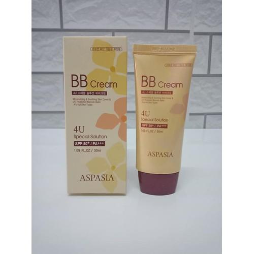 Kem nền bb cream 4u special solution aspasia