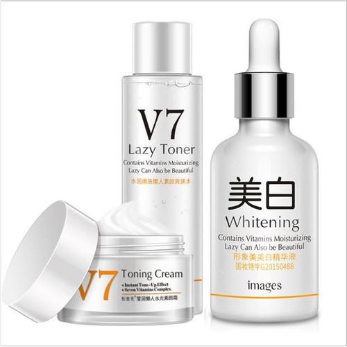 Bộ mỹ phẩm 3 món v7 toning skin images trị nám tàn nhang ngăn ngừa mụn gồm nước hoa hồng - kem dưỡng da -tinh chất dưỡng - 13228429 , 21641897 , 15_21641897 , 400000 , Bo-my-pham-3-mon-v7-toning-skin-images-tri-nam-tan-nhang-ngan-ngua-mun-gom-nuoc-hoa-hong-kem-duong-da-tinh-chat-duong-15_21641897 , sendo.vn , Bộ mỹ phẩm 3 món v7 toning skin images trị nám tàn nhang ngăn