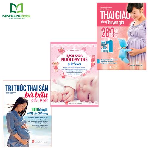 Combo sách: tri thức thai sản + mang thai thành công + bách khoa nuôi dạy trẻ từ 0-3 tuổi - 19316381 , 21654603 , 15_21654603 , 301000 , Combo-sach-tri-thuc-thai-san-mang-thai-thanh-cong-bach-khoa-nuoi-day-tre-tu-0-3-tuoi-15_21654603 , sendo.vn , Combo sách: tri thức thai sản + mang thai thành công + bách khoa nuôi dạy trẻ từ 0-3 tuổi