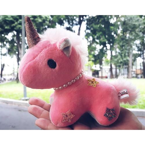 Móc khóa unicorn nhồi bông - 13428416 , 21648771 , 15_21648771 , 119000 , Moc-khoa-unicorn-nhoi-bong-15_21648771 , sendo.vn , Móc khóa unicorn nhồi bông