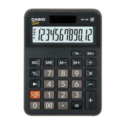 Máy tính Casio MX-12B để bàn cỡ nhỏ_Chính hãng BH 7 năm