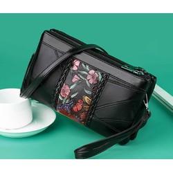 Túi clutch nữ , túi đeo vai  sang trọng cao cấp TS182