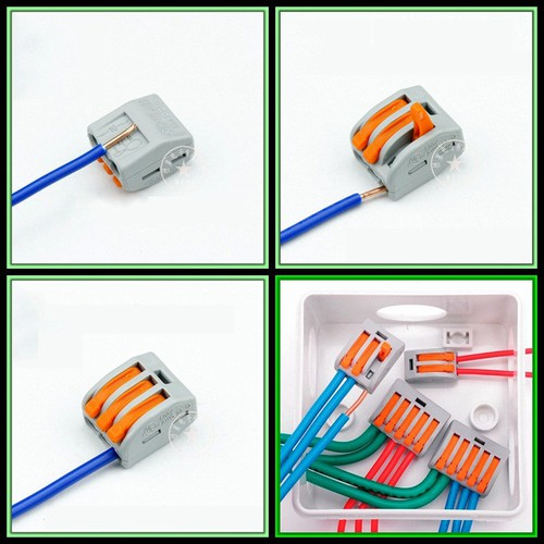 Combo 10 cút nối kv774 loại 2 3 5 8 cổng