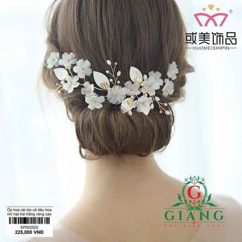Cài tóc tiệc tối cho cô dâu - 13429347 , 21650144 , 15_21650144 , 225000 , Cai-toc-tiec-toi-cho-co-dau-15_21650144 , sendo.vn , Cài tóc tiệc tối cho cô dâu