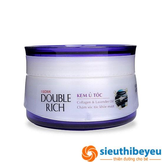 Kem ủ tóc Double Rich Collagen