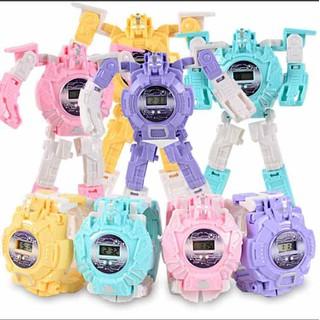 Đồng hồ biến hình ROBOT - đồng hồ biến hình thumbnail