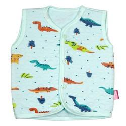 HÀNG ĐẸP!!! Áo ghi lê bông xốp siêu nhẹ cho bé trai bé gái từ 3-14kg - quần áo thu đông cho bé, áo ghi lê cho bé, áo nỉ bông