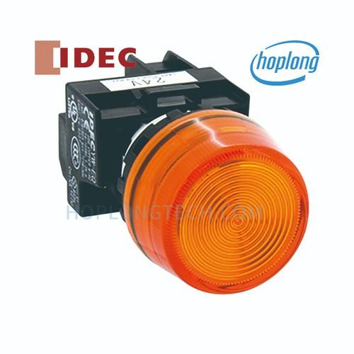 Yw1p-1eqha idec đèn báo loại phẳng không có biến áp