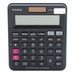 Máy Tính Để Bàn Casio MJ-120D PLus Chính Hãng BH 5 năm