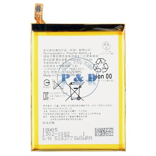 Pin sony f8332