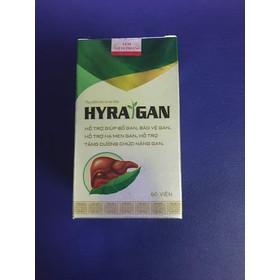 HYRA GAN - HỖ TRỢ CHỨC NĂNG GAN MẬT - HYRAGAN1