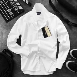 [SHOP HỖ TRỢ 10K PHÍ SHIP] Áo sơ mi sọc dài tay nam phiên bản Hàn Quốc của áo sơ mi Slim thế hệ mới