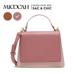 Túi Đeo Chéo Nắp Vuông Micocah MCC-1