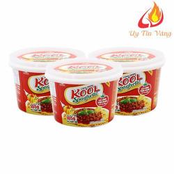 Mì Cung Đình Kool Sốt Spaghetti Hương Vị Thịt Bò Bằm Và Cà Chua dạng hộp thùng 12 x 150g