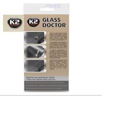Glass Doctor – bộ dụng cụ + keo hàn gắn sửa kính lái, kính chắn gió ô tô bị nứt mẻ-K2