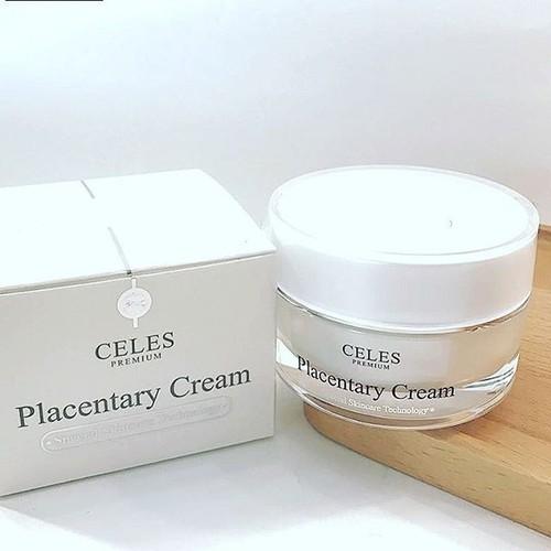 Kem dưỡng trắng da trị nám celes placentary cream