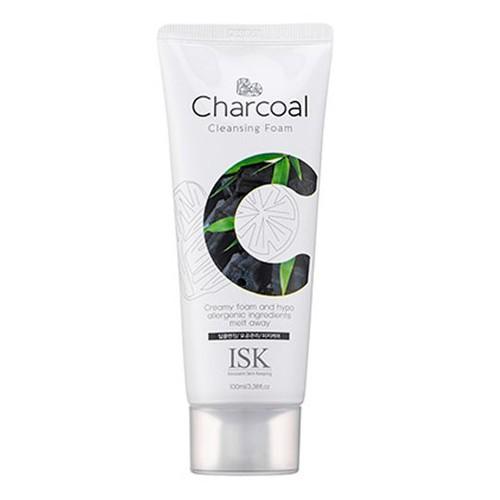 Sữa rửa mặt than hoạt tính isk charcoal cleansing foam hàn quốc 100ml - 19326290 , 21674692 , 15_21674692 , 105000 , Sua-rua-mat-than-hoat-tinh-isk-charcoal-cleansing-foam-han-quoc-100ml-15_21674692 , sendo.vn , Sữa rửa mặt than hoạt tính isk charcoal cleansing foam hàn quốc 100ml