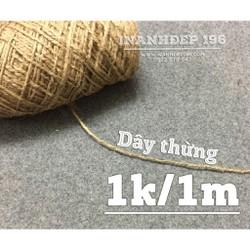 dây thừng trang trí 10 mét