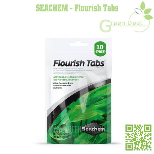 Seachem - flourish tabs - túi 10 viên - viên nhét bổ sung dinh dưỡng cho cây thủy sinh - 19258022 , 21673633 , 15_21673633 , 250000 , Seachem-flourish-tabs-tui-10-vien-vien-nhet-bo-sung-dinh-duong-cho-cay-thuy-sinh-15_21673633 , sendo.vn , Seachem - flourish tabs - túi 10 viên - viên nhét bổ sung dinh dưỡng cho cây thủy sinh