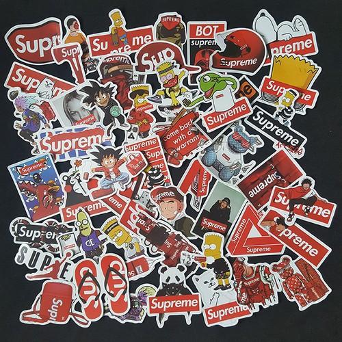 Bộ sticker dán cao cấp chủ đề supreme hoạt hình - dùng dán xe, dán mũ bảo hiểm, dán laptop... - 13438514 , 21692681 , 15_21692681 , 15000 , Bo-sticker-dan-cao-cap-chu-de-supreme-hoat-hinh-dung-dan-xe-dan-mu-bao-hiem-dan-laptop...-15_21692681 , sendo.vn , Bộ sticker dán cao cấp chủ đề supreme hoạt hình - dùng dán xe, dán mũ bảo hiểm, dán laptop.