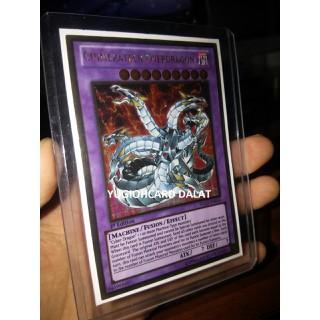 Thẻ bài yugioh chính hãng PGLD-EN056 Chimeratech Overdragon Gold Rare - 10127 thumbnail