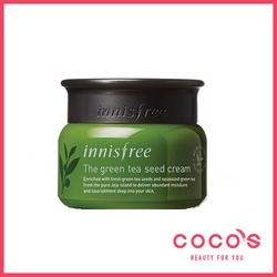 Kem Dưỡng Da Green Tea Seed Cream innisfree 50ml - SP1418