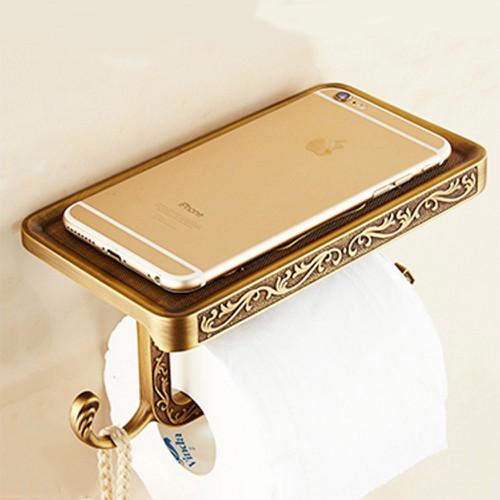 Giá đỡ giấy vệ sinh nhà tắm treo tường bằng đồng gd386 - 16994228 , 21680381 , 15_21680381 , 415000 , Gia-do-giay-ve-sinh-nha-tam-treo-tuong-bang-dong-gd386-15_21680381 , sendo.vn , Giá đỡ giấy vệ sinh nhà tắm treo tường bằng đồng gd386