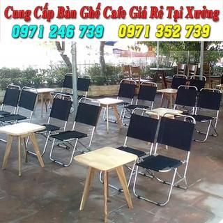 Ghế xếp cafe inox vỉa hè giá rẻ tại xưởng [ĐƯỢC KIỂM HÀNG] 21687427 - 21687427 thumbnail