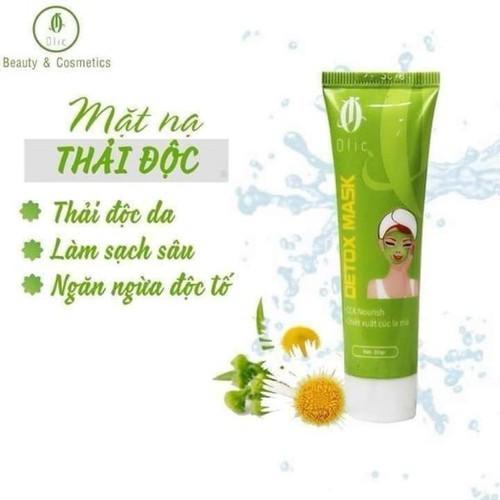 Mặt nạ thải độc da olic detox mask cam kết chính hãng - 13438669 , 21692853 , 15_21692853 , 250000 , Mat-na-thai-doc-da-olic-detox-mask-cam-ket-chinh-hang-15_21692853 , sendo.vn , Mặt nạ thải độc da olic detox mask cam kết chính hãng