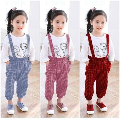 Set quần yếm bo gâu áo tay dài cho bé gái 12-33 kg - 13440263 , 21694584 , 15_21694584 , 189000 , Set-quan-yem-bo-gau-ao-tay-dai-cho-be-gai-12-33-kg-15_21694584 , sendo.vn , Set quần yếm bo gâu áo tay dài cho bé gái 12-33 kg