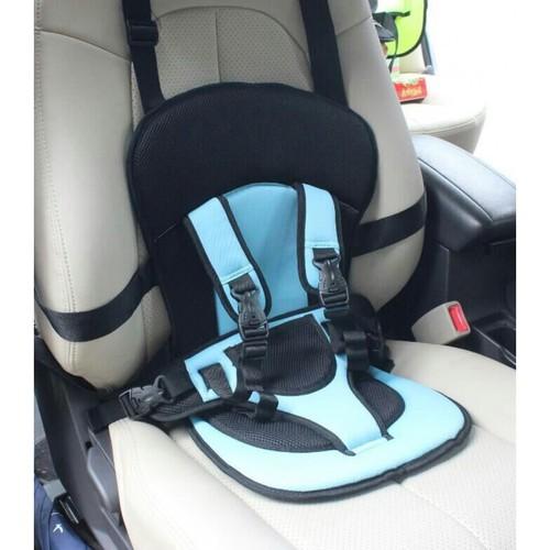 Ghế ngồi ôtô cho bé hàng cao cấp có bảo hiểm - khóa dây an toàn