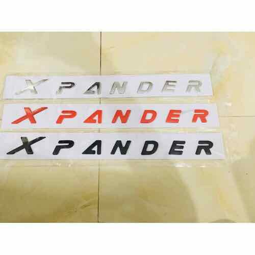 Chữ dán xpander - 13440188 , 21694501 , 15_21694501 , 140000 , Chu-dan-xpander-15_21694501 , sendo.vn , Chữ dán xpander