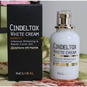 Hàn Quốc - Kem Dưỡng Trắng Da Cindel Tox White Cream 50ml - 1854