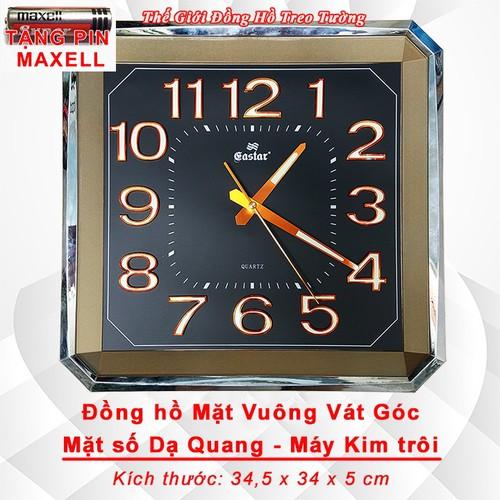 Đồng hồ kim trôi có dạ quang *, hình vuông vát góc, tặng pin maxell, mặt đen - 19327126 , 21676646 , 15_21676646 , 390000 , Dong-ho-kim-troi-co-da-quang-hinh-vuong-vat-goc-tang-pin-maxell-mat-den-15_21676646 , sendo.vn , Đồng hồ kim trôi có dạ quang *, hình vuông vát góc, tặng pin maxell, mặt đen