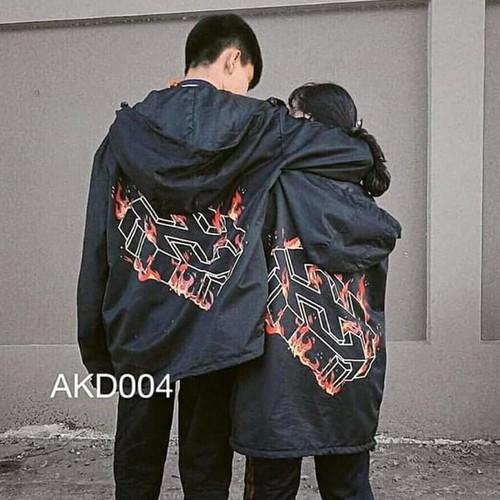 Áo khoác cặp nam nữ - áo khoác cặp đôi